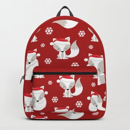 THE SPELL OF THE CHRISTMAS FOXES Backpack