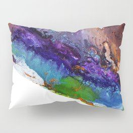Devil and the Deep Blue Sea Pillow Sham