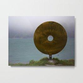Art on the Shore Metal Print