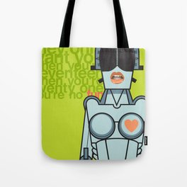 Ladytron Tote Bag