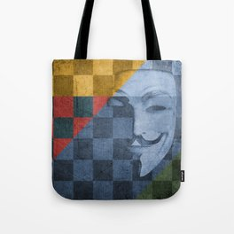 Patchwork 2: The Quickening Reloaded Tote Bag