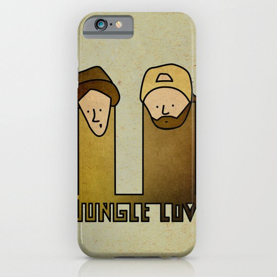 Jay and Silent Bob Strike Back (2001) iPhone & iPod Case