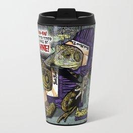 American Bullfrog- Choral Aggression Travel Mug