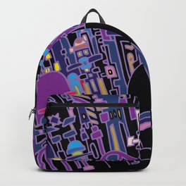 SILICON VALLEY HIGH Backpack