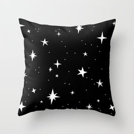stars 2 Throw Pillow