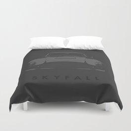 SKYFALL Duvet Cover
