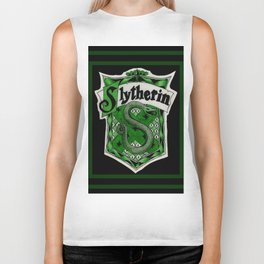 slytherin Biker Tank
