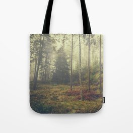 They whisper things Tote Bag