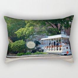 Historical Tour Rectangular Pillow