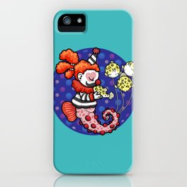 Cecil the Clown Fish iPhone Case