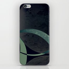 Make a left after the Milky Way iPhone Skin
