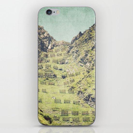 2000 m high iPhone & iPod Skin