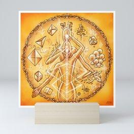 Transmutation Codes Mini Art Print