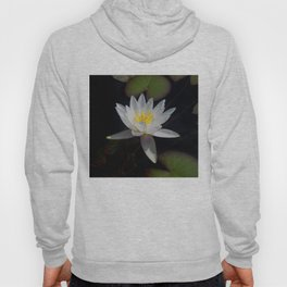 The white nymphaea Hoody