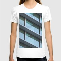 architecture T-shirts featuring Architecture by Alex Dodds