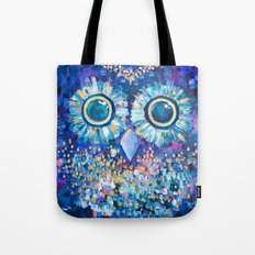Visions in the Night Tote Bag