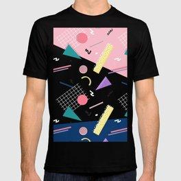 Dreaming 80s Pattern #society6 #decor #buyart T-shirt