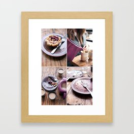 Tea Chai Te Framed Art Print