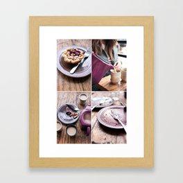 Tea Chai Te Framed Art Print