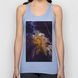 Before Time Paint Galaxy (Color) Unisex Tank Top