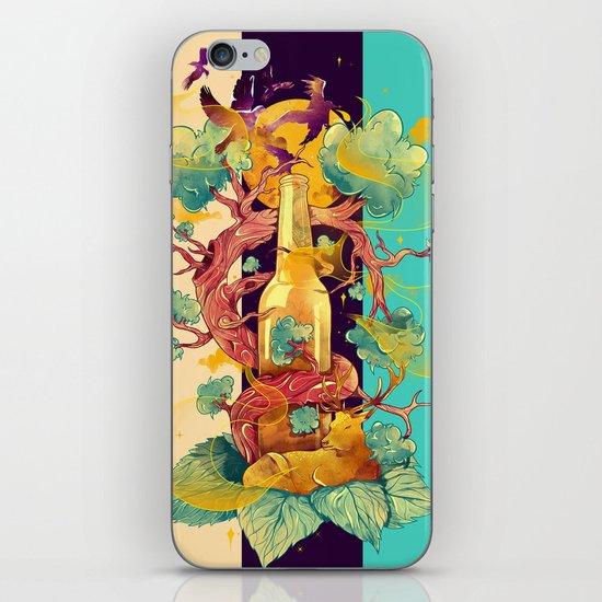 Natural Cycle iPhone & iPod Skin