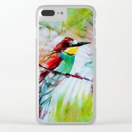 Flit Clear iPhone Case
