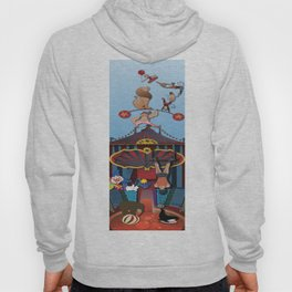A Circus Story Hoody