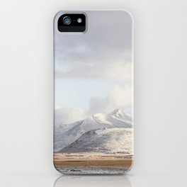 Mountains Are A Feeling IIII iPhone Case