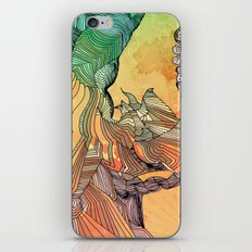 Wave of Thought iPhone & iPod Skin