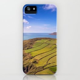 Porth Y Pistyll iPhone Case