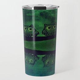 owl-86 Travel Mug
