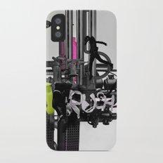 'RUSH'TWO iPhone X Slim Case