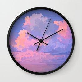 Candy Sea Wall Clock