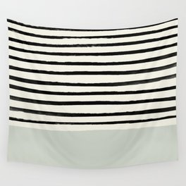 Coastal Breeze x Stripes Wall Tapestry