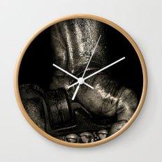 The Mechanic Wall Clock