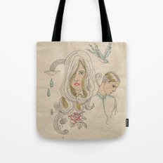 I don´t want promises Tote Bag