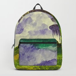 Storm is brewing Backpack