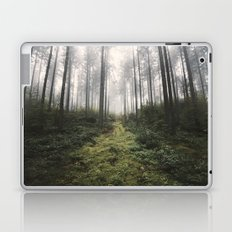 Unknown Road - landscape photography Laptop & iPad Skin