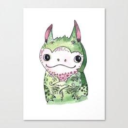 Baby Dragon Canvas Print