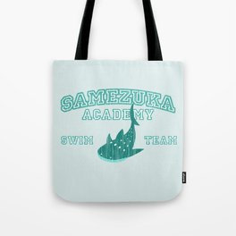 Samezuka - Whale Shark Tote Bag