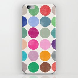 colorplay 17 iPhone Skin