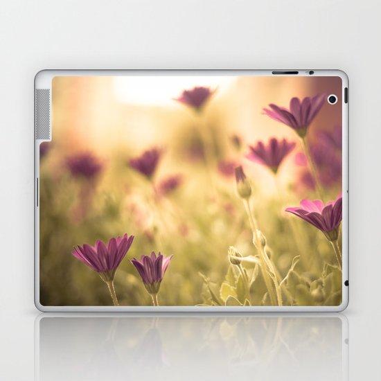 Sun in the meadow  Laptop & iPad Skin
