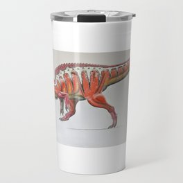 Chronosaurus Travel Mug