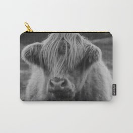 Highland cow III Carry-All Pouch