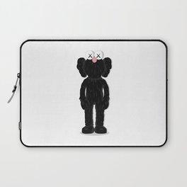 KAWS BFF - BLACK Laptop Sleeve