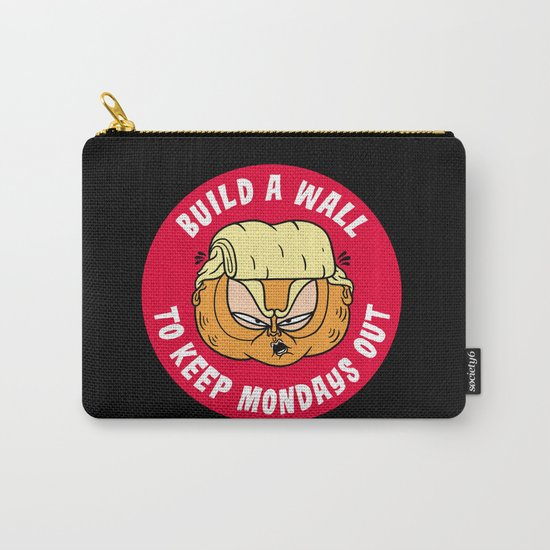 Build A Wall Carry-All Pouch