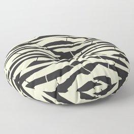 ZEBRA TTY N8 Floor Pillow