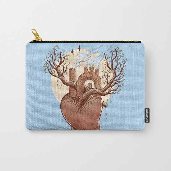 Always in my heart Carry-All Pouch