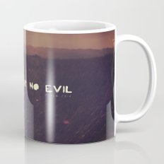 I will fear no evil - Ps 23:4  Mug
