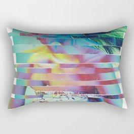 Flaws Rectangular Pillow